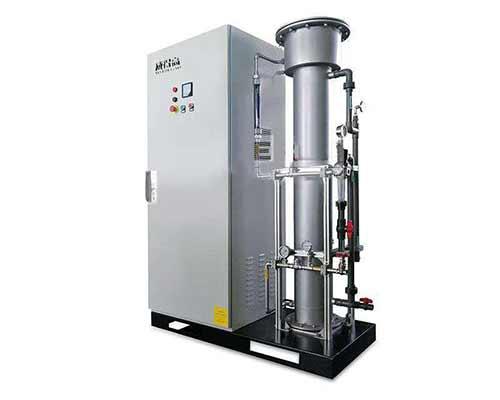 外置式净化工程臭氧发生器